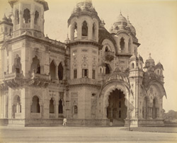 Laxhmi Vilas Palace, North Porch [Vadodara]